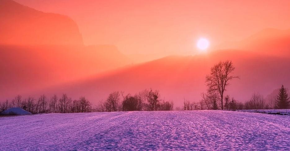 Затемнення, зорепад, газові гіганти та сонцестояння: чим здивує грудень–2020? - сонячне затемнення, Сонце, метеорит, зорепад, зірки, затемнення - 07 zatmenye4