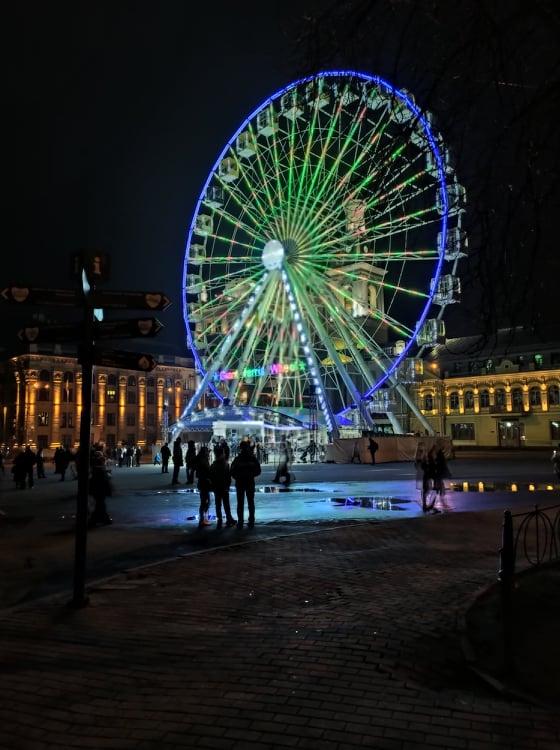Новорічна столиця: якими маршрутами гулятимуть кияни - новорічні свята, новорічна ялинка, маршрут - 130134583 3437551386340359 4369804512619512614 n