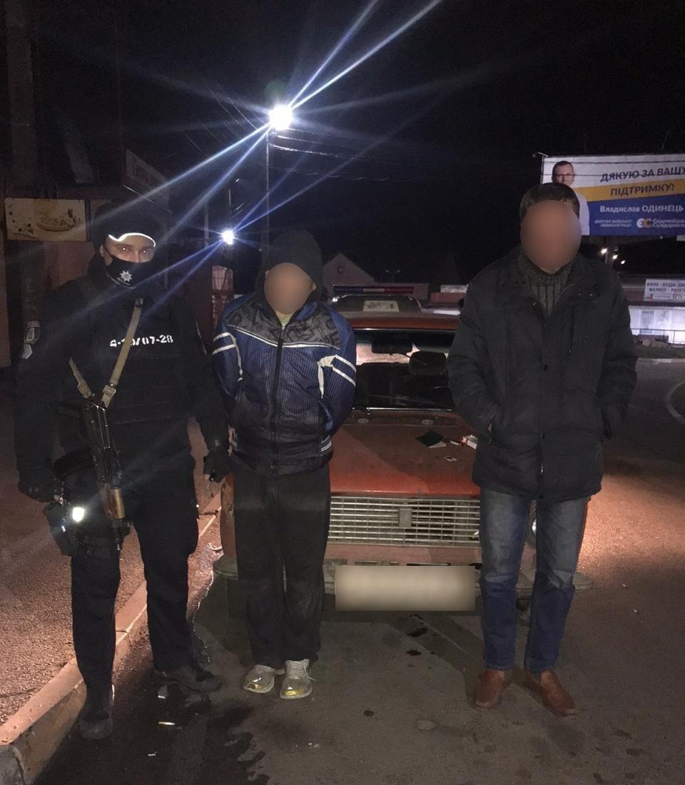 Фейсбук у поміч: неадекватна їзда у Василькові покарана - Поліція, наркотики, Кримінальна відповідальність, водій-порушник, адміністративна відповідальність - 130305935 841195856643651 8664833622995835873 o