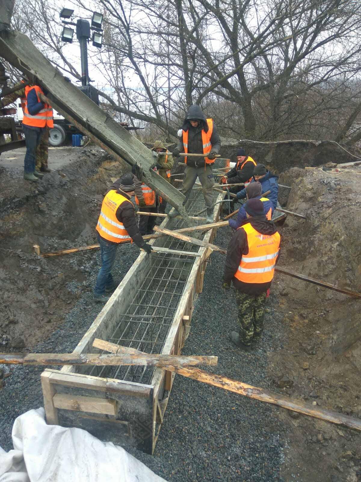 У Кагарлику вперше за 59 років ремонтують шляхопровід - шляхопровід, ремонтні роботи, реконструкція, капітальний ремонт доріг - 131888716 1104453153322054 2869633615624999017 o