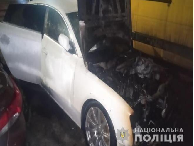 Ірпінь: підпалювачу авто оголосили підозру, за це йому світить до 10 років - підпал, підозра, автомобіль - 132886300 3621533217901824 4055567884091510256 n