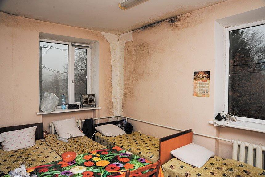 У Борисполі нарешті відремонтують приміщення екстреної медичної допомоги - Швидка допомога, Ремонт - 1572085066 dsc 8490 cmyk