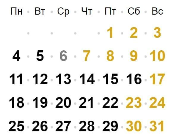 Скільки відпочиватимуть українці на новорічні свята - новорічні свята, вихідні дні - 1605792470 7847