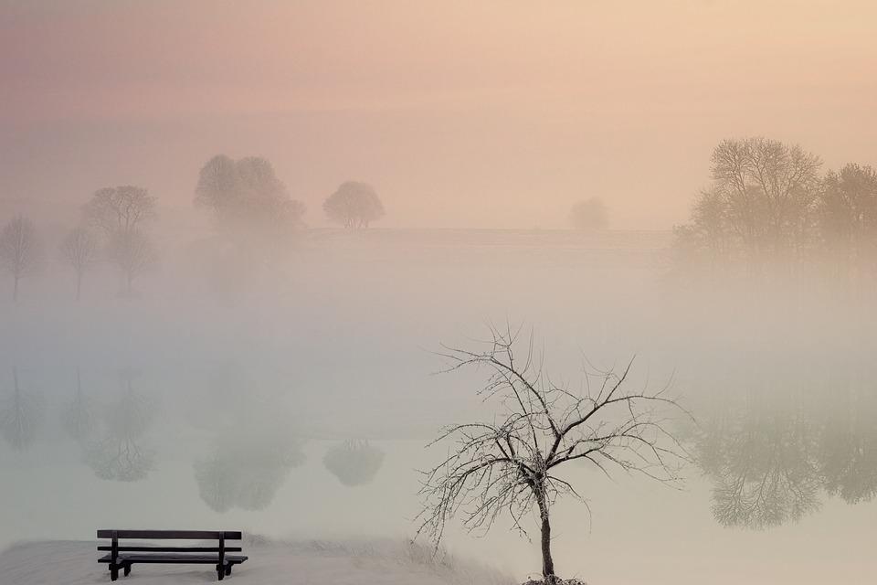 На два дні Київщину накриє туман - туман, погода, небезпека, жовтий рівень небезпеки - 17 nebezpeka2
