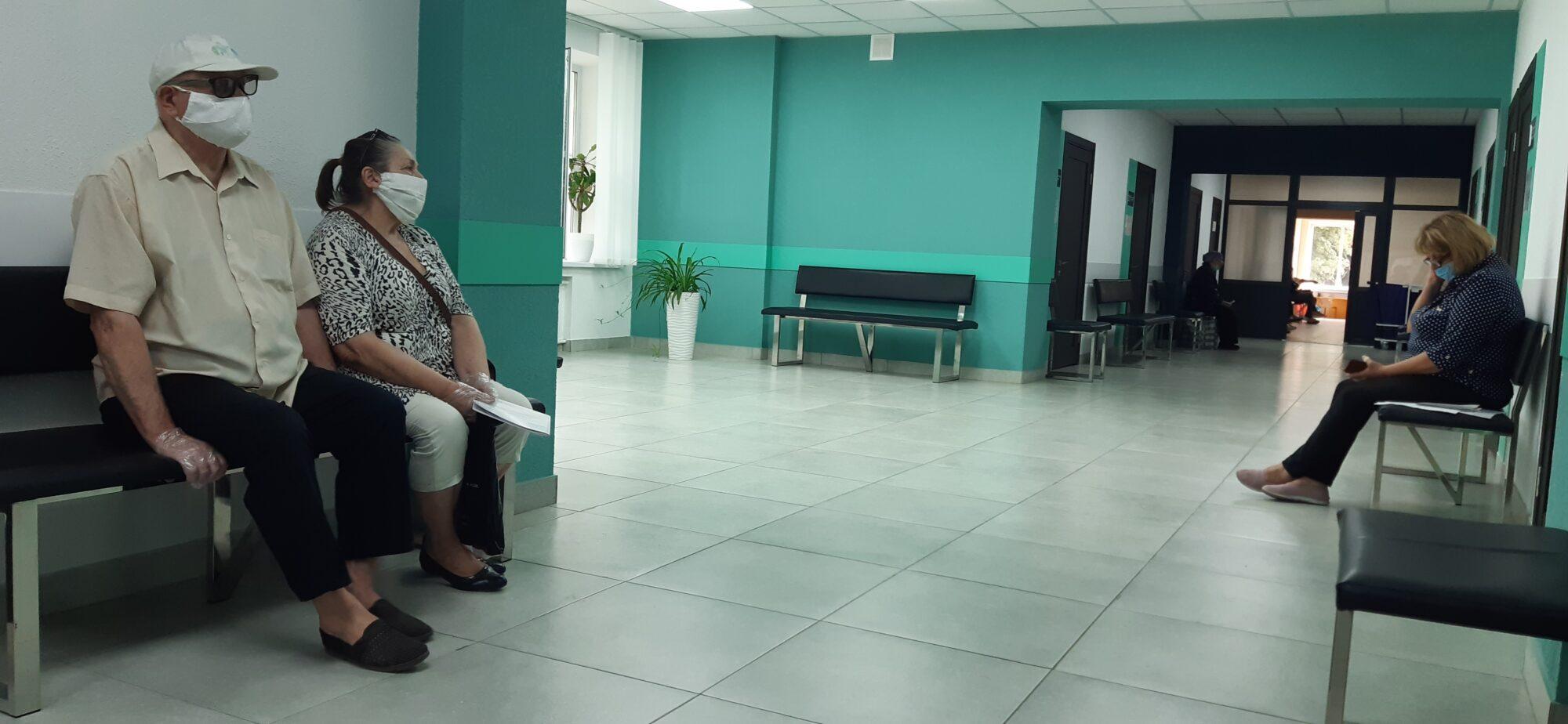 У інфекційному відділенні бориспільської лікарні померли 32 людей - коронавірус, інфекційне відділення - 20200915 105512 2000x924