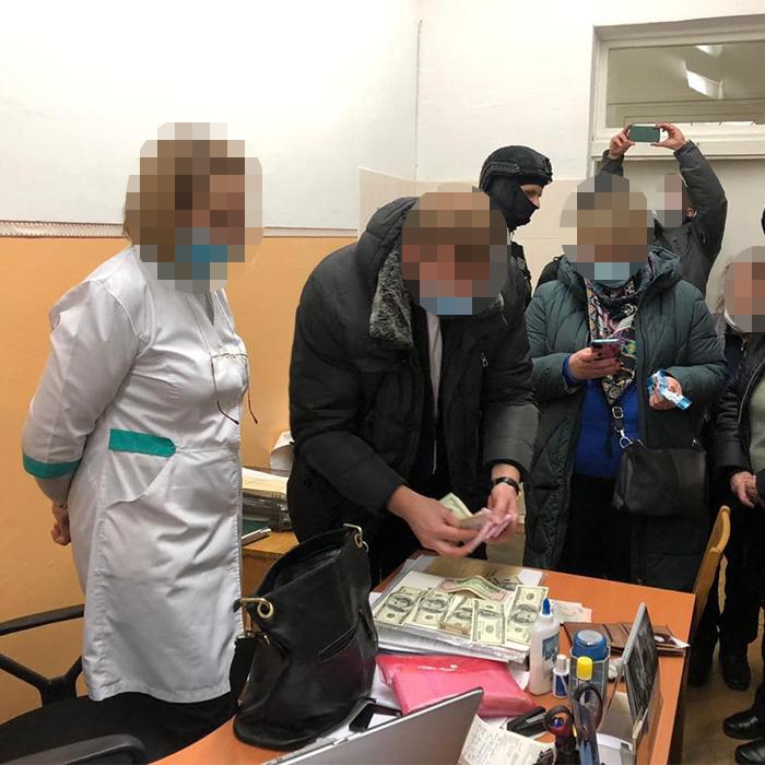 Медпрацівницю звинувачують у вимаганні хабаря - хабар, лікарня - 23201