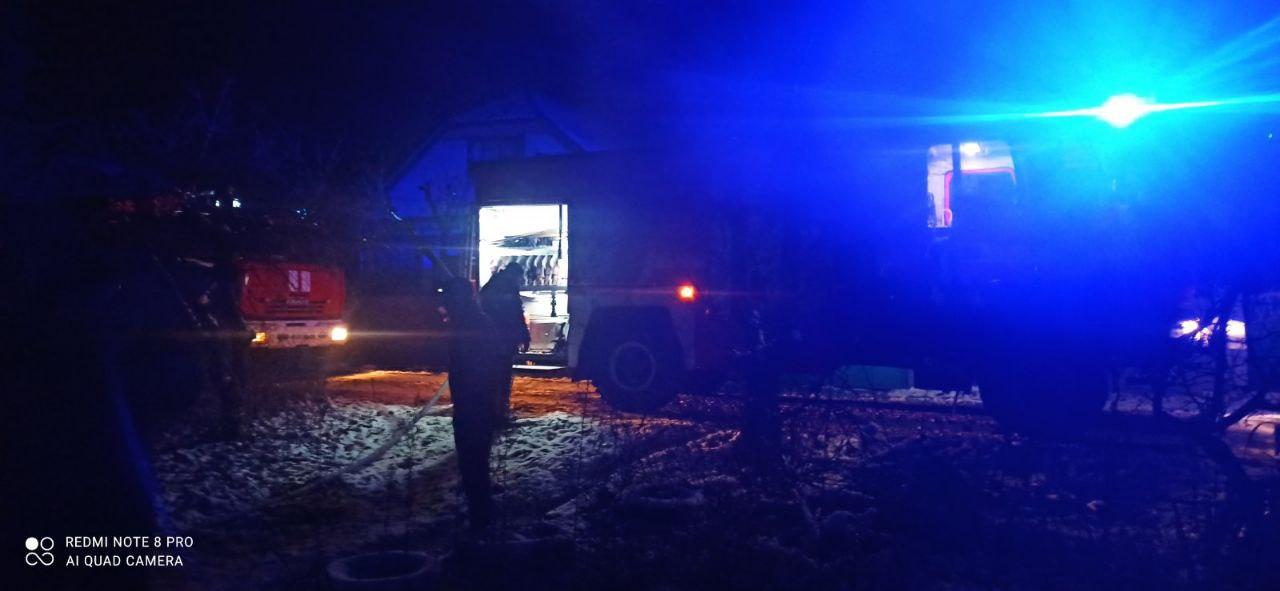 Переяславець отруївся чадним газом під час пожежі - Переяслав, ГУ ДСНС у Київськійобласті - 58160cfc b03c 4bc3 98ab e7dbc1f8119b