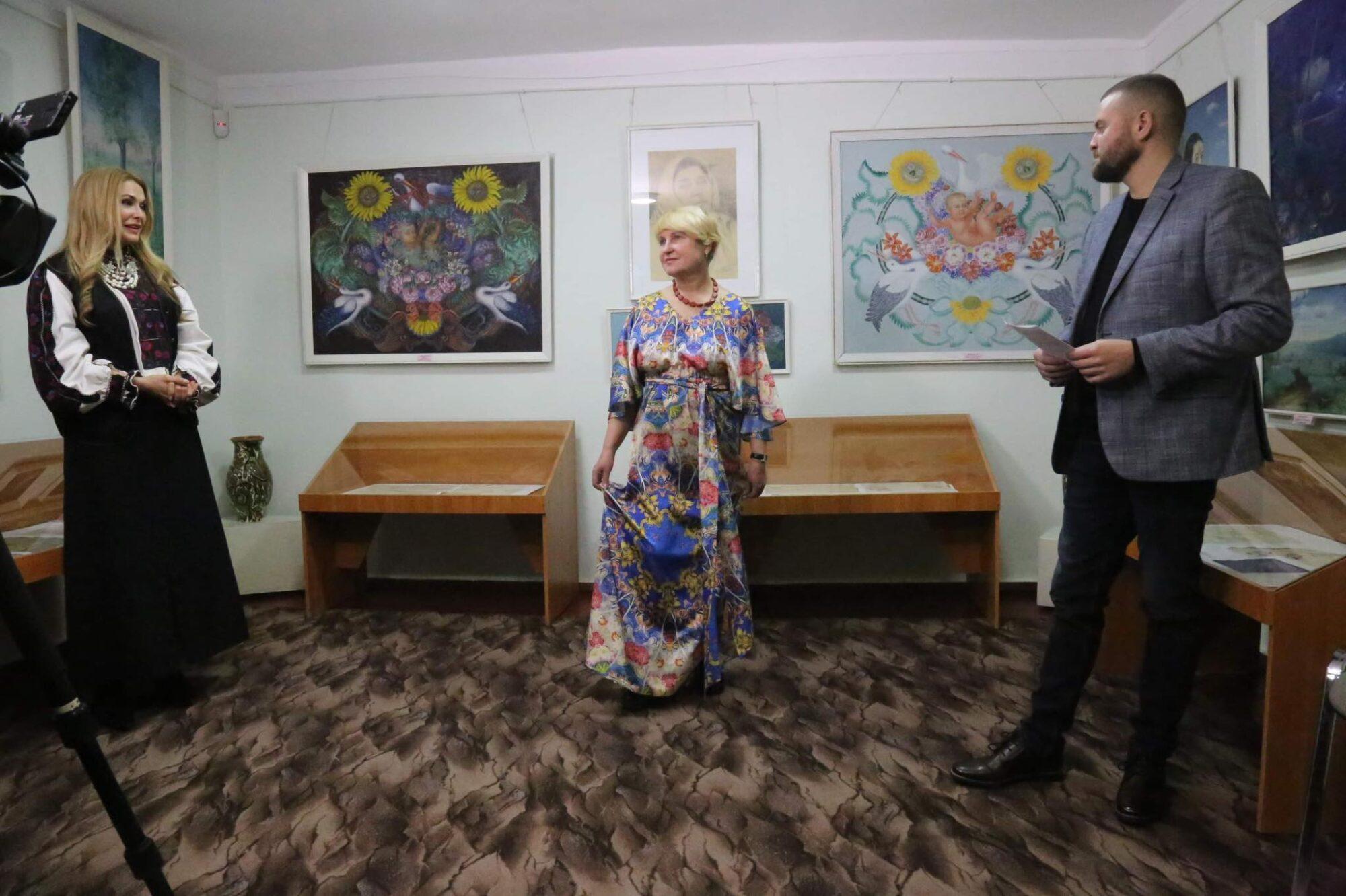 Нев'янучі квіти  Катерини Білокур - художниця, талант, національна культура, Катерина Білокур - DEM Maryna 2000x1332