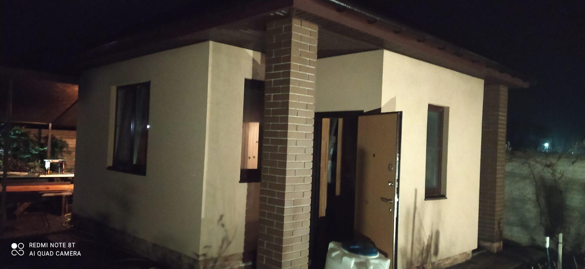Дві пожежі за добу: у Борисполі горіли лазня та будинок - пожежа будинку, лазня, загорання - IMG 20201218 182253 2000x922