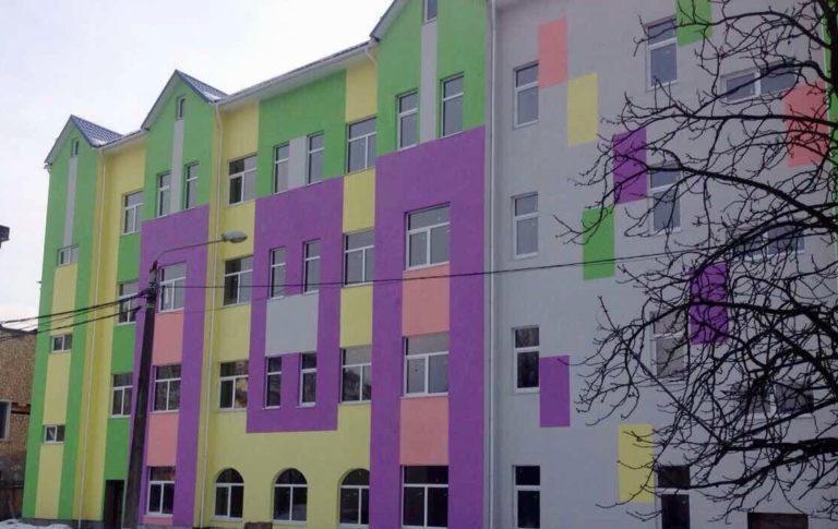 Українка: незабаром для учнів відкриють новий шкільний корпус - школа, навчальний процес, будівля - IMG 2197 768x485 1
