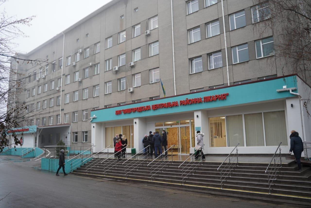 Чим відділення екстреної медичної допомоги відрізняються від приймальних відділень? - ремонт лікарні, Вишгородський район, Броварський район - Likarnya1