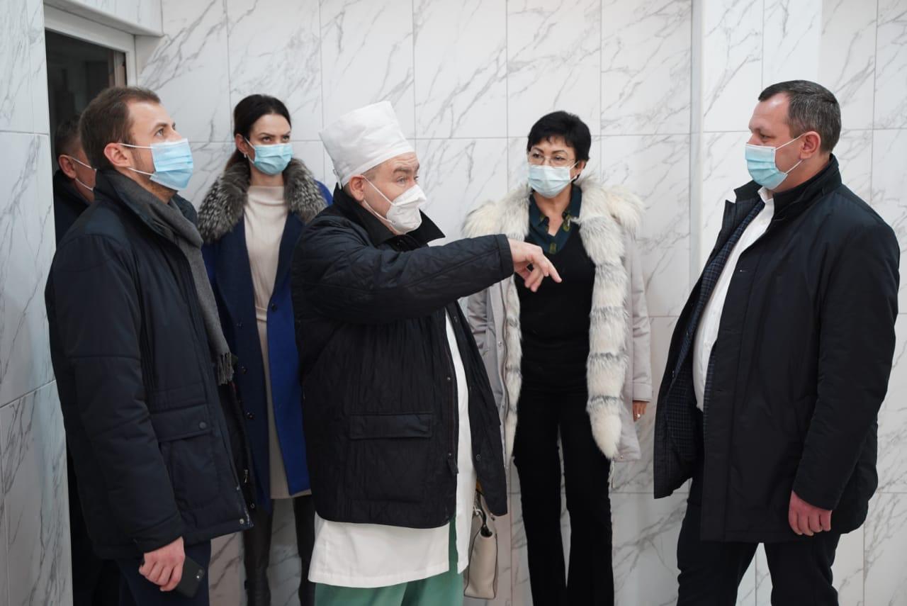Чим відділення екстреної медичної допомоги відрізняються від приймальних відділень? - ремонт лікарні, Вишгородський район, Броварський район - Likarnya5