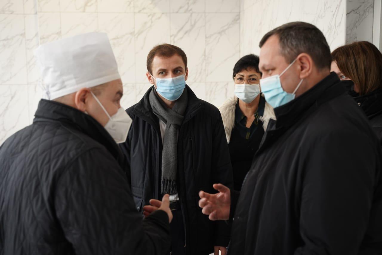 Чим відділення екстреної медичної допомоги відрізняються від приймальних відділень? - ремонт лікарні, Вишгородський район, Броварський район - Likarnya6