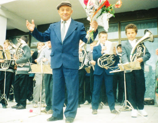 Леоніду Мальчевському — 97: легенда Гостомеля викладає музику - музика, Мистецтво, київщина, Гостомельська ОТГ - Malch Gost