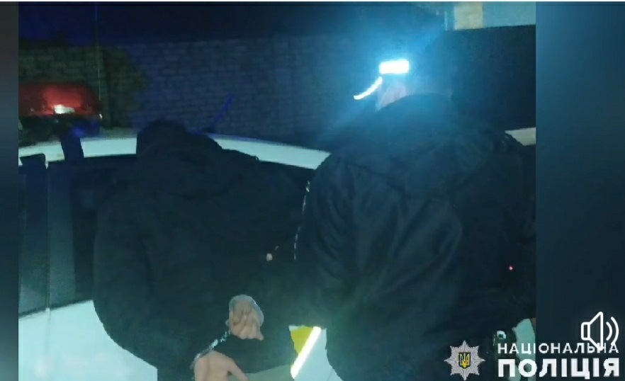На Вишгородщині домашній дебошир накинувся на поліцейського - поліція Вишгородського району, кримінал, домашнє насильство - NASSSSSSSSSSSSSSSSSS osn1