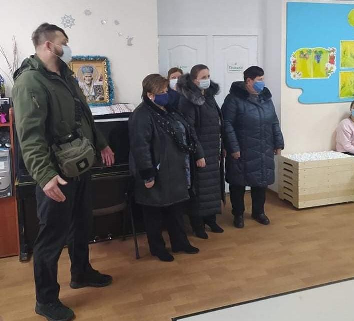 «Миколайчики» для особливих дітей Вишгородщини - школа, подарунки, Інклюзивна освіта - Nadiya3 Obr