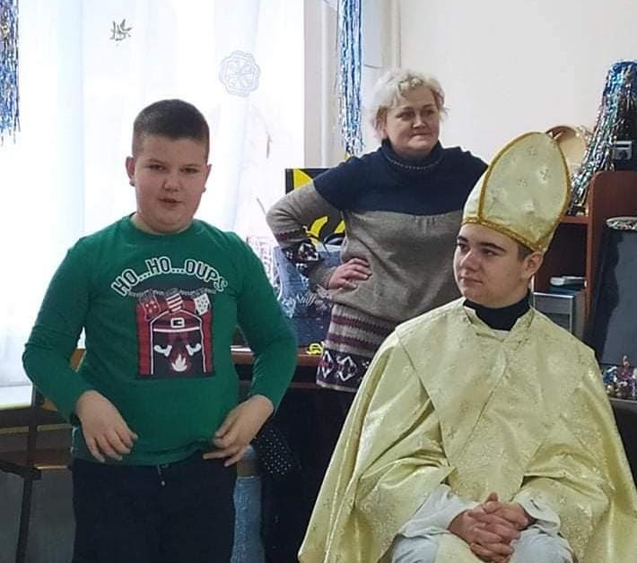 «Миколайчики» для особливих дітей Вишгородщини - школа, подарунки, Інклюзивна освіта - Nadiya4 OBR