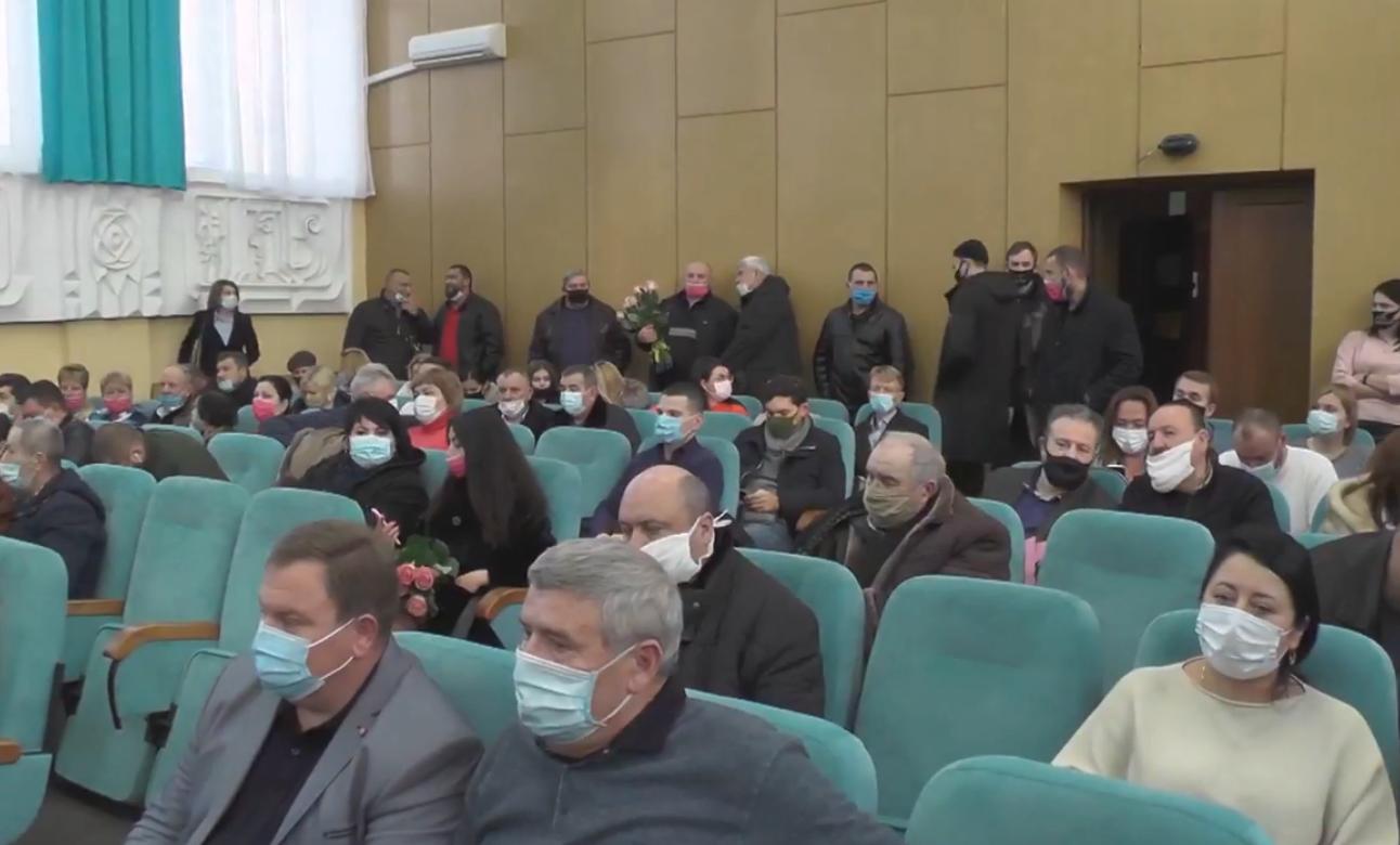 У Василькові представили новообраних голову і депутатів - Міський голова, Депутати, Влада, вибори - Snymok ekrana 732