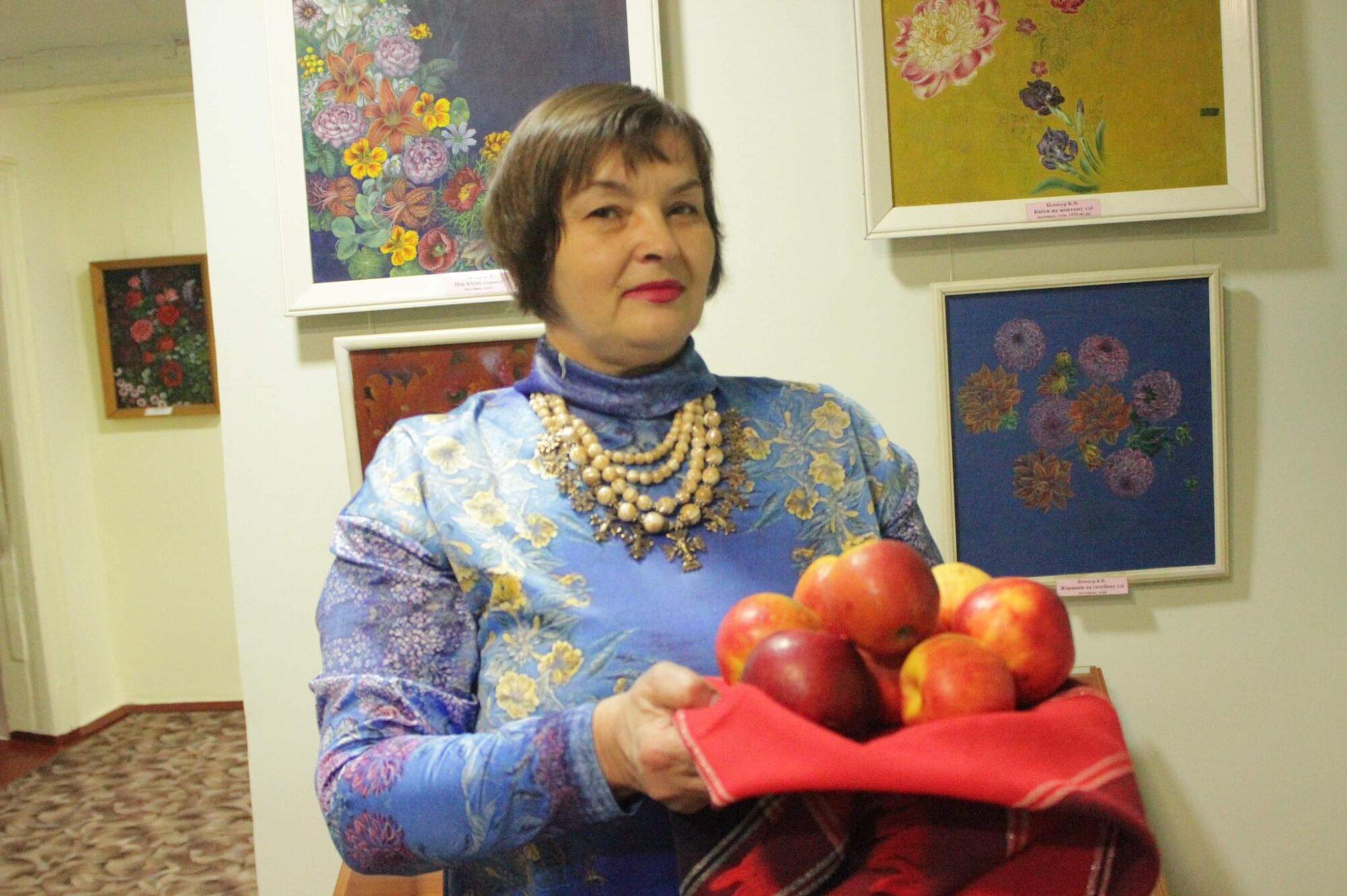 Нев'янучі квіти  Катерини Білокур - художниця, талант, національна культура, Катерина Білокур - YA yabl 2000x1332