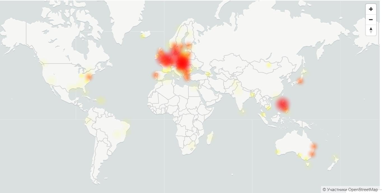 """Facebook """"зламався"""": користувачі по всій Європі скаржаться на численні збої - технічні роботи, соціальні мережі, Facebook - photo5373083488812642080 1 2"""