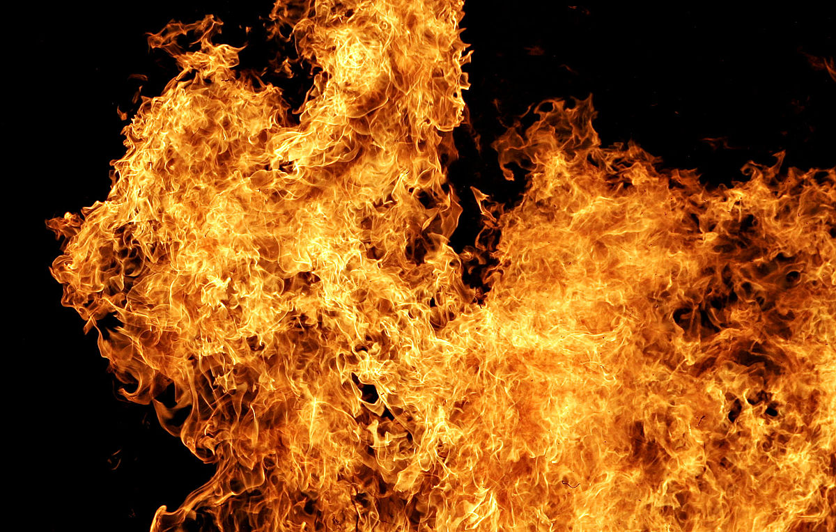 У Білій Церкві сталася пожежа в квартирі: є постраждала - пожежа, ДСНС Київщини, вогнеборці - vogon
