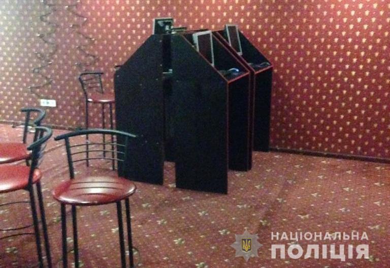 На Київщині «прикрили» чотири гральні заклади за добу - Приірпіння, гральні заклади, Вишневе, Боярка - ygravt