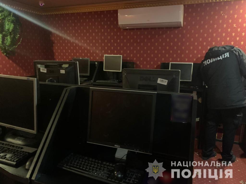 На Київщині «прикрили» чотири гральні заклади за добу - Приірпіння, гральні заклади, Вишневе, Боярка - ygravt1
