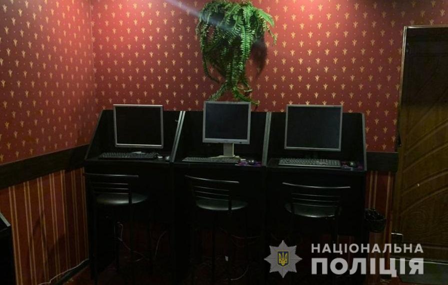 На Київщині «прикрили» чотири гральні заклади за добу - Приірпіння, гральні заклади, Вишневе, Боярка - ygravt5