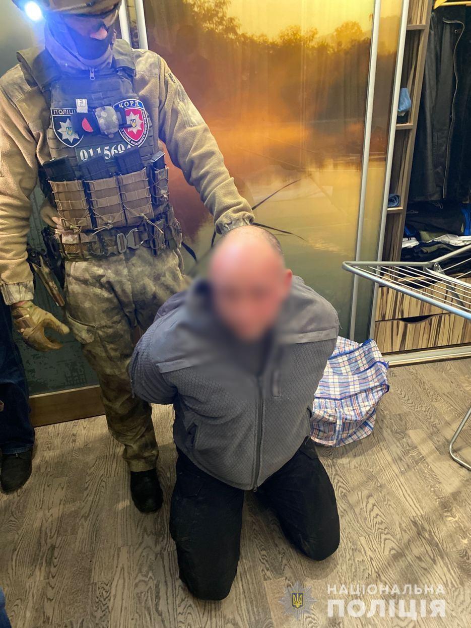 На Київщині викрили транснаціональну злочинну організацію (відео) - іноземець, злочинна група, зловмисники - zlochynna grupaj