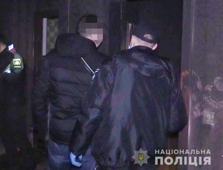 У Києві затримали вбивцю, який підпалив квартиру, щоб приховати злочин - столиця, підпал, вбивство - 040120212
