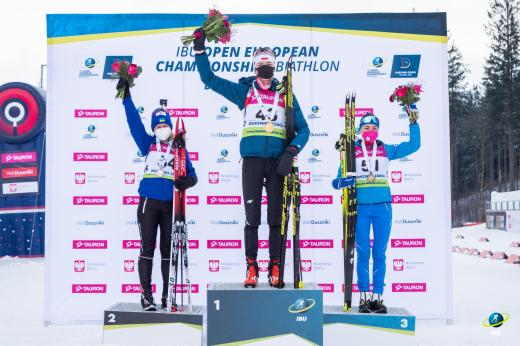 Українка здобула «срібло» на чемпіонаті Європи з біатлону - чемпіонат Європи - 125075