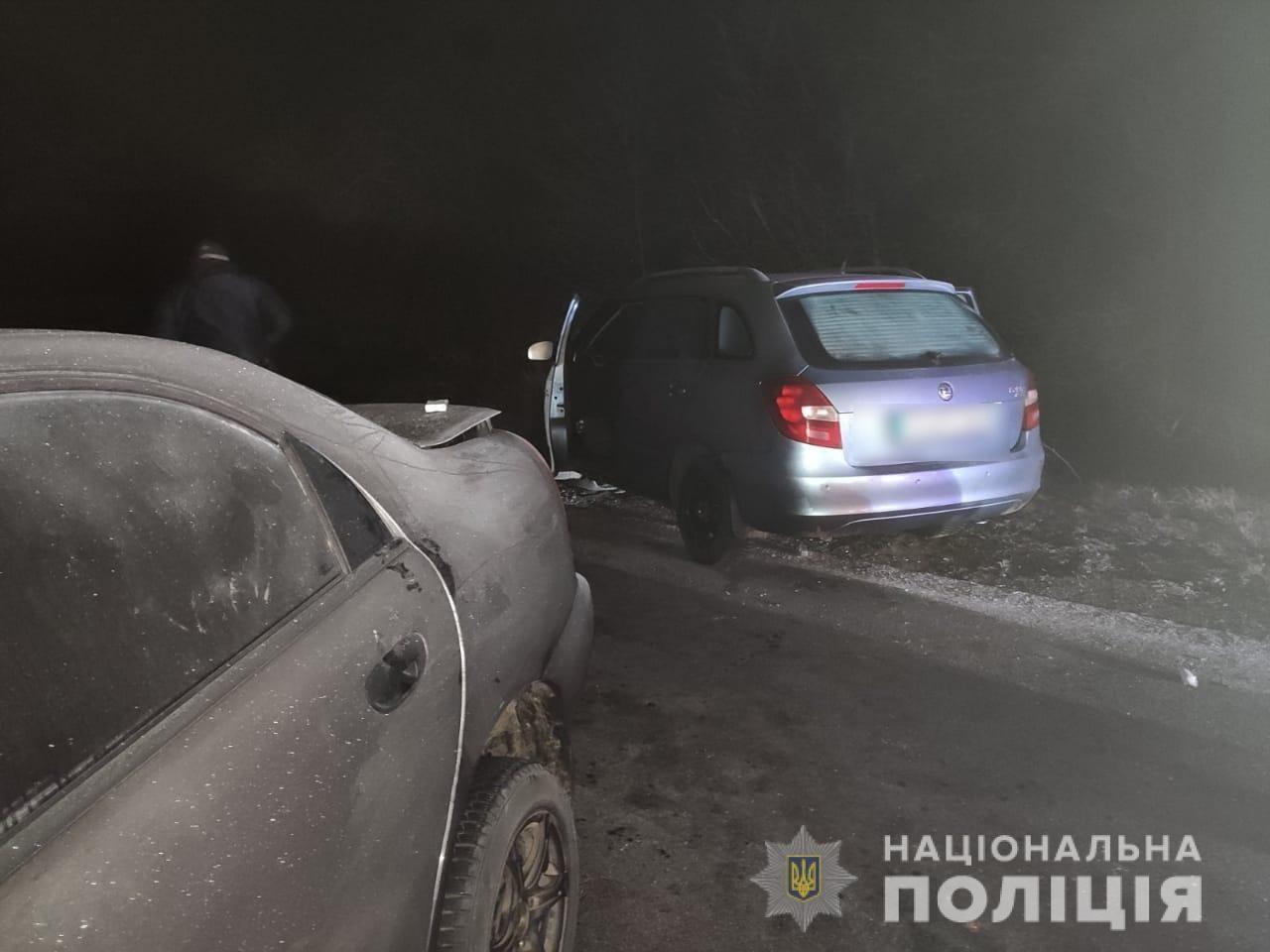 У Фастівському районі в ДТП постраждали п'ятеро людей - Поліція, автомобілі - 134956857 3644201385635007 6409260993636822921 o
