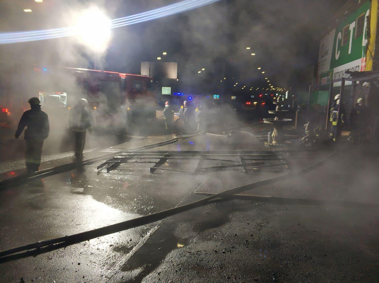 Пожежі та напади: небезпечний Київ минулої доби - напад, крадіжки, загоряння - 135237882 3623842601028989 7295687420957014513 o