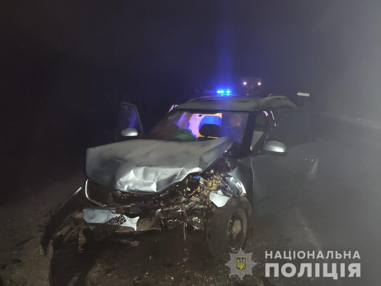 У Фастівському районі в ДТП постраждали п'ятеро людей - Поліція, автомобілі - 135550573 3644201588968320 639638093976830517 o