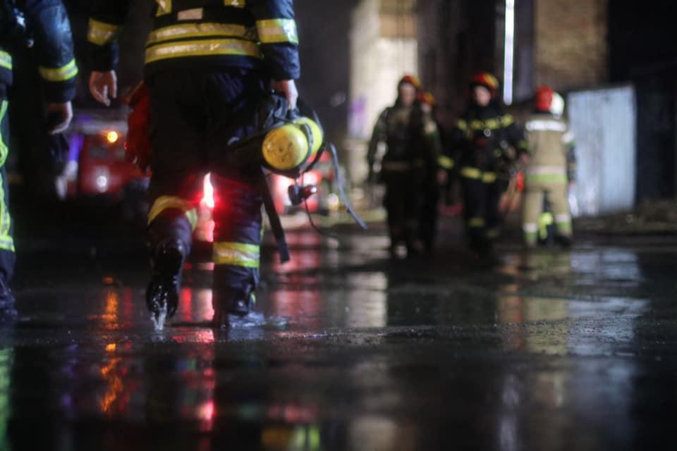 Пожежі та напади: небезпечний Київ минулої доби - напад, крадіжки, загоряння - 136051389 3625687240844525 7645124329563212206 n