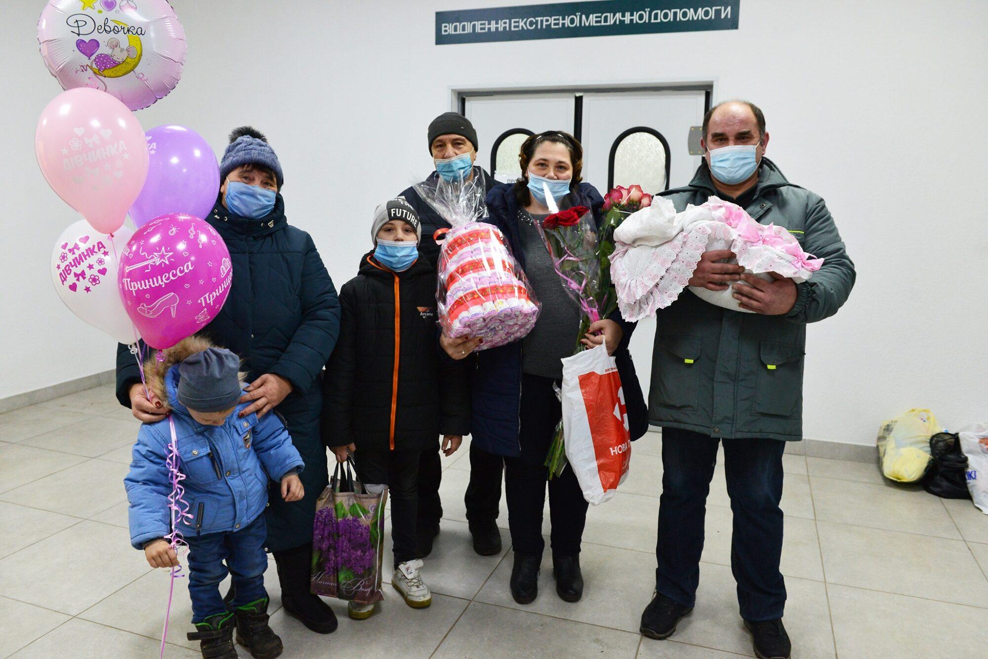 У 2021 році в Борисполі першою народилася дівчинка - народження, Дитина - 136648641 3496263210495880 7260384896145223092 o 2000x1335