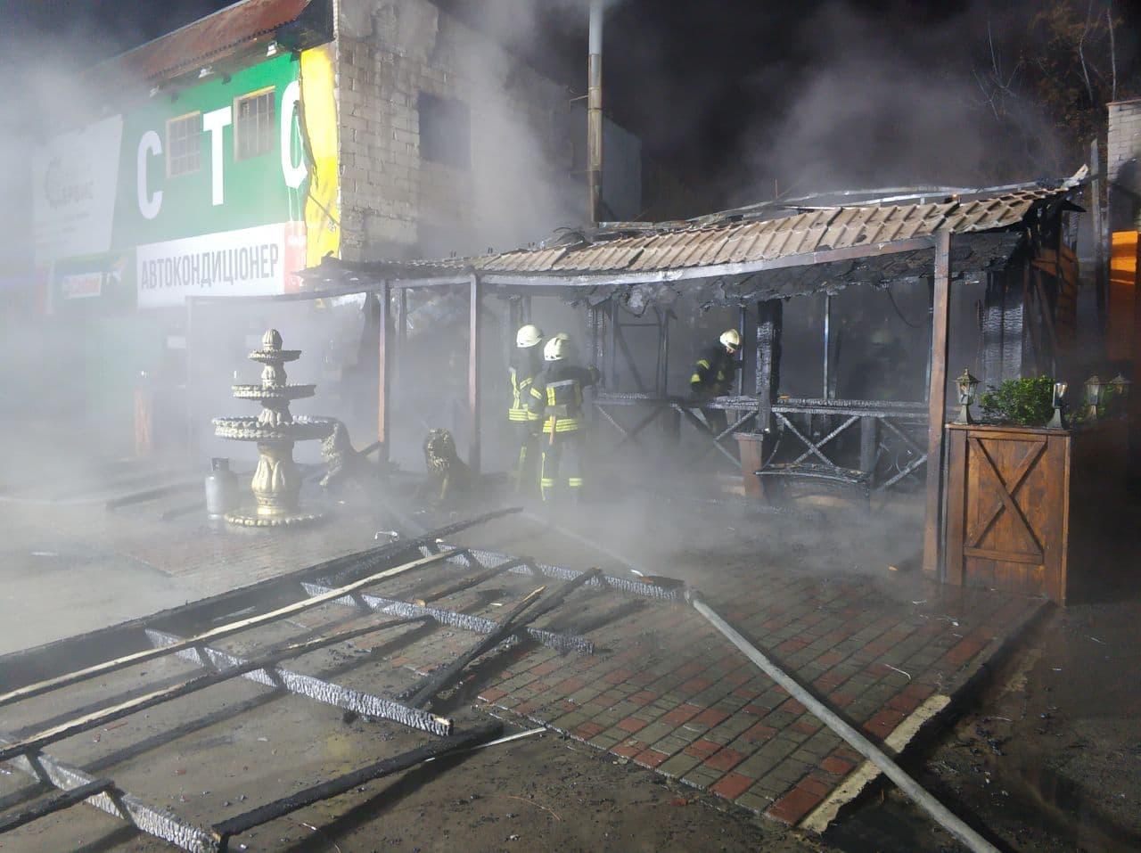Пожежі та напади: небезпечний Київ минулої доби - напад, крадіжки, загоряння - 137087758 3623842611028988 7482186700671774198 o