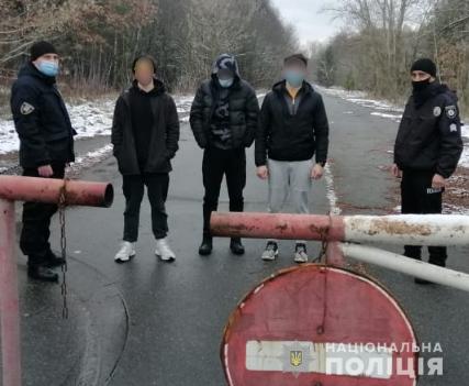 Туристи із Києва незаконно проникли до Прип'яті - туристи, Прип'ять - 137520107 3664447133610432 3029452138978146180 n