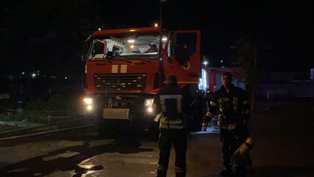 Небезпечний Київ за добу: крадіжки, аварії та пожежі - пожежі, крадіжки, ДТП - 138407052 3643693805710535 6919410613333121303 o
