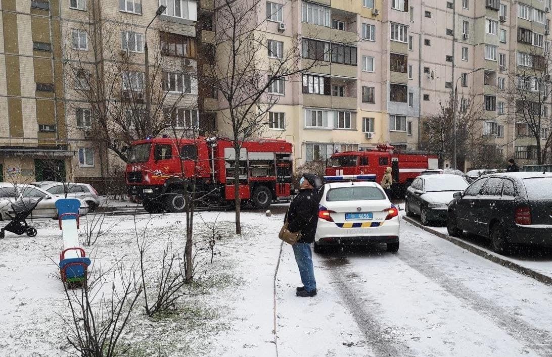 Небезпечний Київ за добу: крадіжки, аварії та пожежі - пожежі, крадіжки, ДТП - 139173436 3643856872360895 8467221320531690892 o