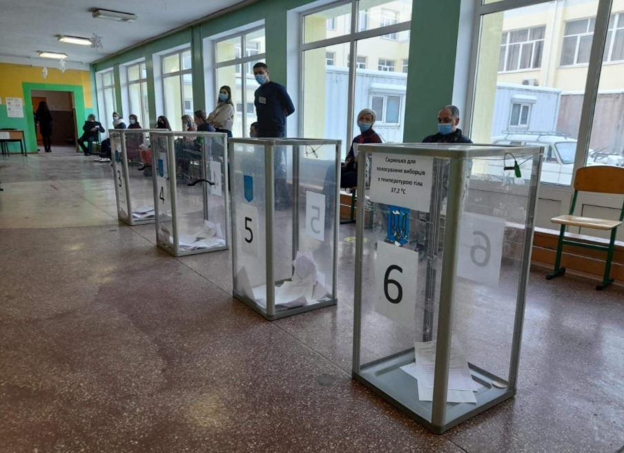 Місцеві вибори: Бориспіль і Бровари знову голосують - порушення виборчого права, місцеві вибори, голосування на виборах - 139662660 3870624352977244 1227486223969888824 n