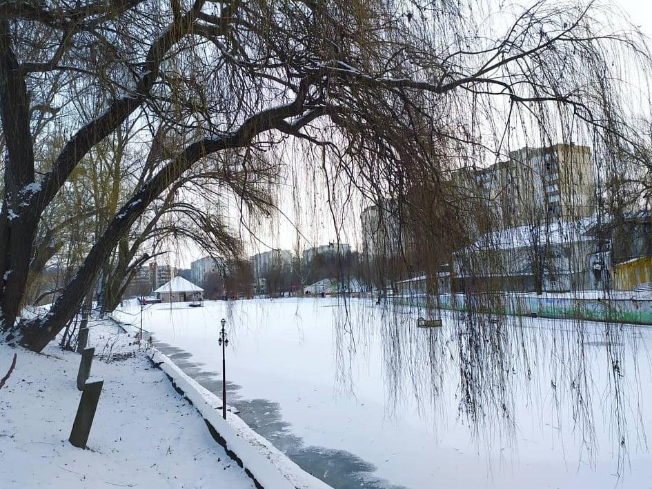 Сонячно та морозно: погода на Києвщині протягом 16 січня - погода, Мороз - 139685518 234416074905871 3879389315785343066 n
