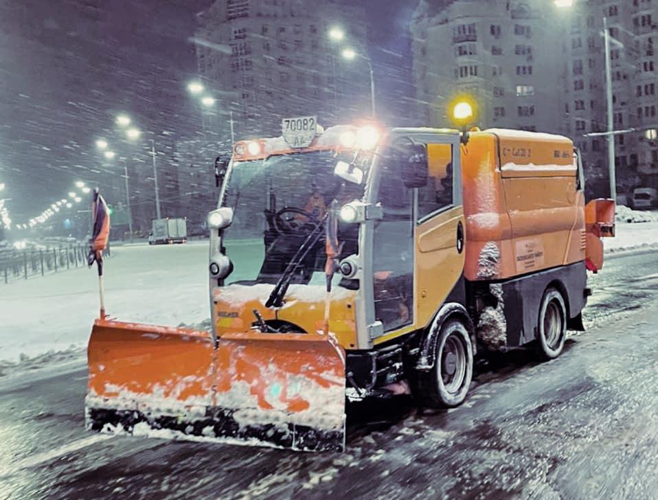 У Києві підприємців штрафують за погане прибирання снігу - штраф, сніг, прибирання, підприємці - 139733116 2828763947452810 5575984271633610752 n