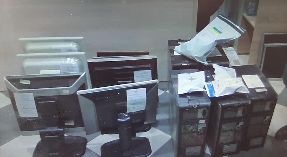 У Сквирі гральний заклад впускав клієнтів «по дзвінку» - Сквира, Поліція, казино - 141207987 787109125217818 3635311855378817689 n