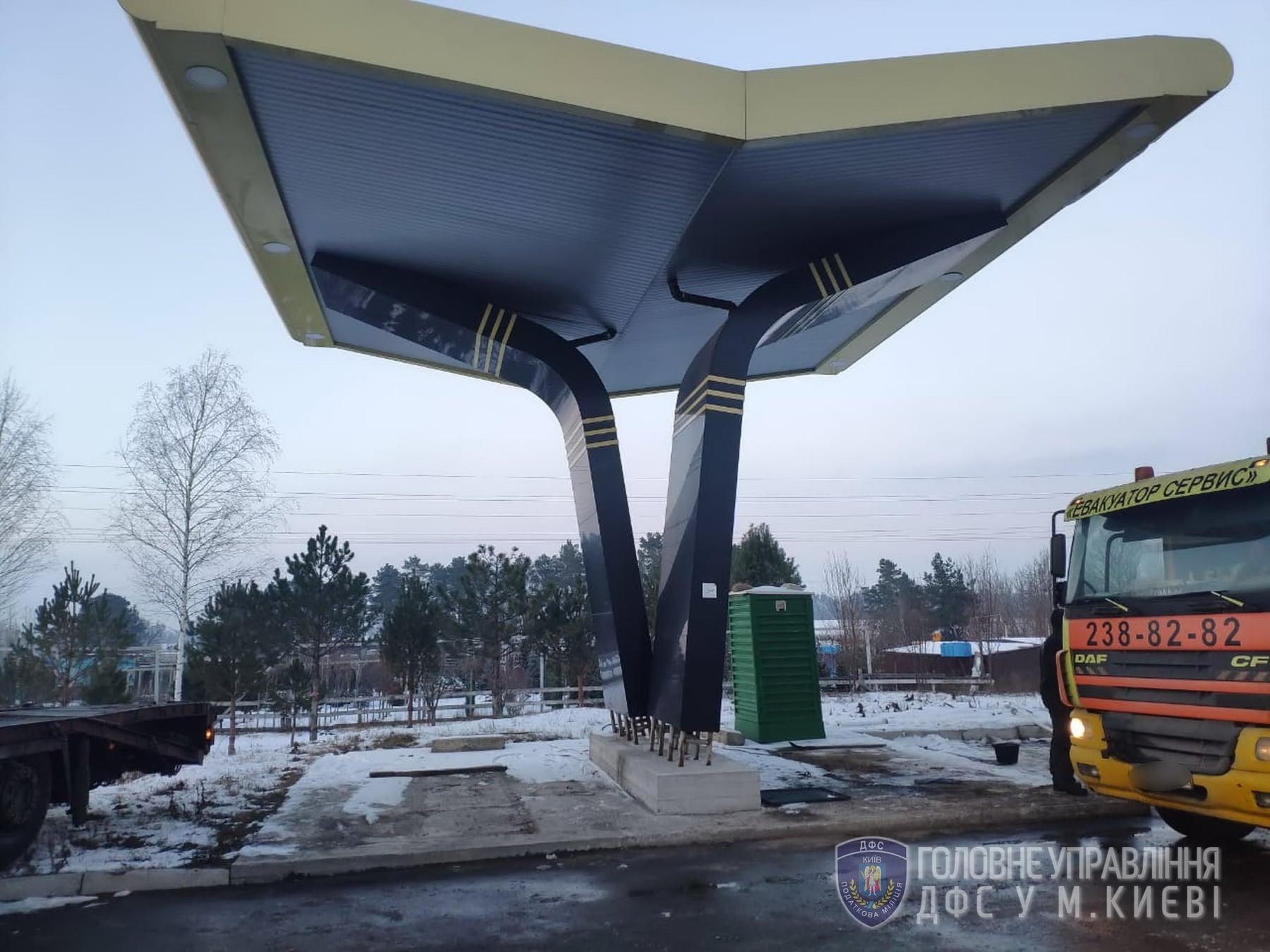 На Київщині продавали фальсифіковане пальне через АЗС - фальсифікат, паливо, АЗС - 141751989 1724214237754011 2509442533695644751 o