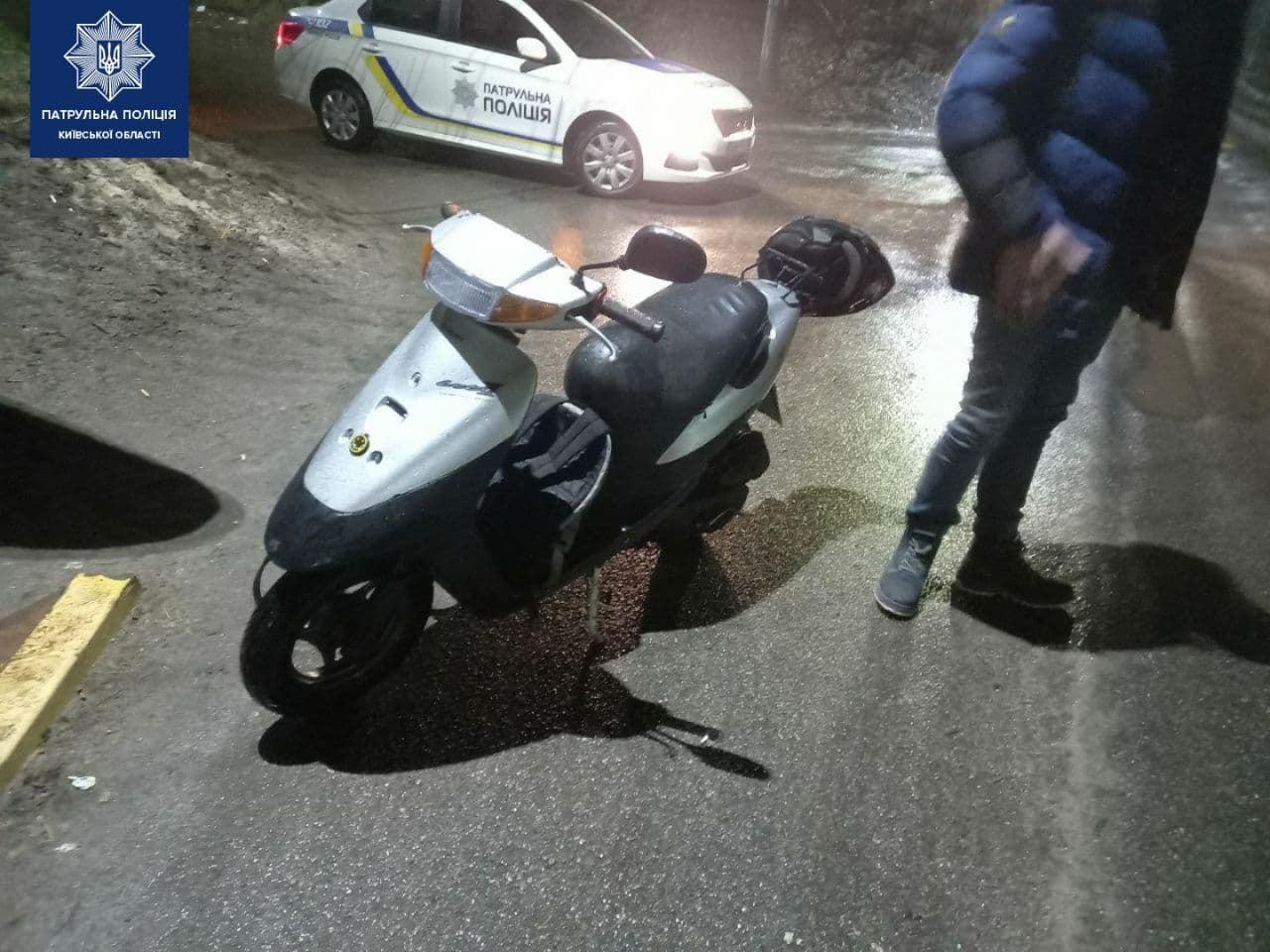 У Борисполі водій зізнався поліцейським, що має наркотики - Поліція, наркотики - 142966019 2001789996661250 4562479390890222628 o
