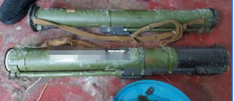 На Білоцерківщині чоловік тримав у хаті гранатомет - Поліція, наркотики, зброя - 143035482 3707896655932146 2631846985981972520 n