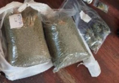 На Білоцерківщині чоловік тримав у хаті гранатомет - Поліція, наркотики, зброя - 143393108 3707896865932125 1043899123739740089 n