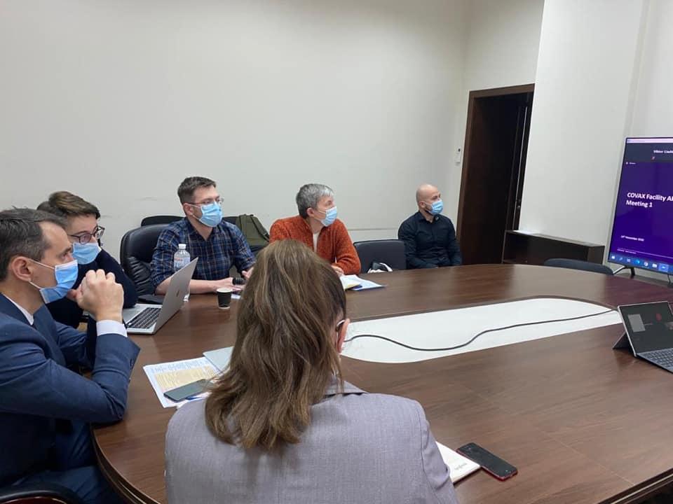 У лютому Україна отримає перші 117 тис. доз вакцин від Pfizer/BioNTech - Щеплення, українці, Міжнародна співпраця, Вакцинація, вакцина - 144605498 2240156546116457 5978586735183433930 n