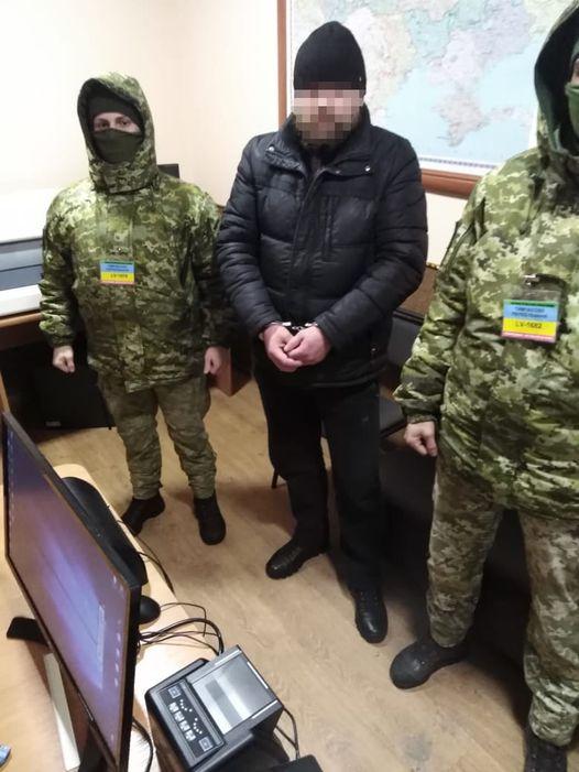 Втеча до Польщі: на кордоні спіймали українця, підозрюваного у вбивстві - Польща, підозрюваний, кордон, вбивство - 145104587 3696931487060182 3253295344384820587 o